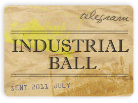 Industrial Ball